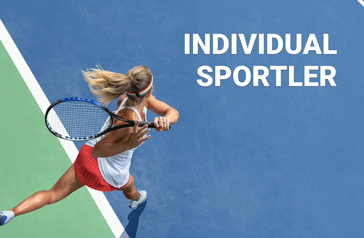 Individual Sportler Angebote
